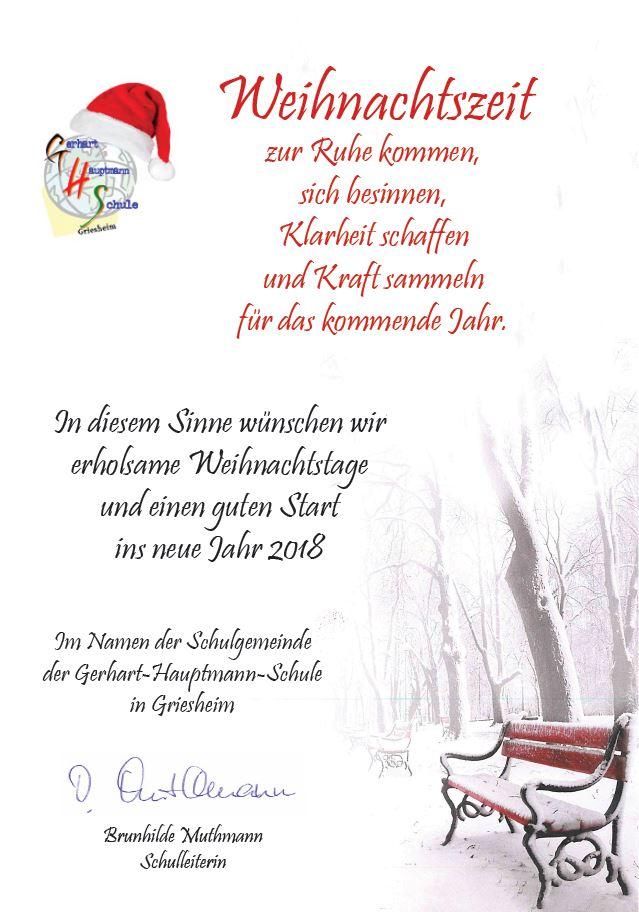 weihnachtsgruesse2017 gerhart hauptmann schule griesheim. Black Bedroom Furniture Sets. Home Design Ideas